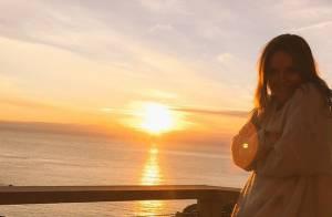 Geri Halliwell : Vacances de rêve en famille entre Saint-Tropez et Cornouailles