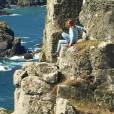Geri Halliwell en vacances dans les Cornouailles / photo postée sur le compte Instagram de la chanteuse au mois d'août 2015