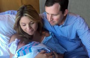 Jenna Bush : La fille de l'ex-président est maman pour la deuxième fois