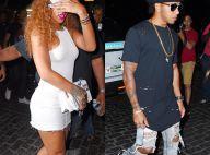 Rihanna et Lewis Hamilton : Nouveau rencard en boîte, RiRi sort le grand jeu