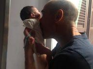 Jean-Marc Barr papa pour la première fois : Fier et ému, il présente son bébé