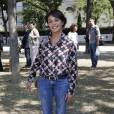 Saïda Jawad - 70 ans du Secours populaire et 36e journée des oubliés des vacances, à Paris, le 19 août 2015
