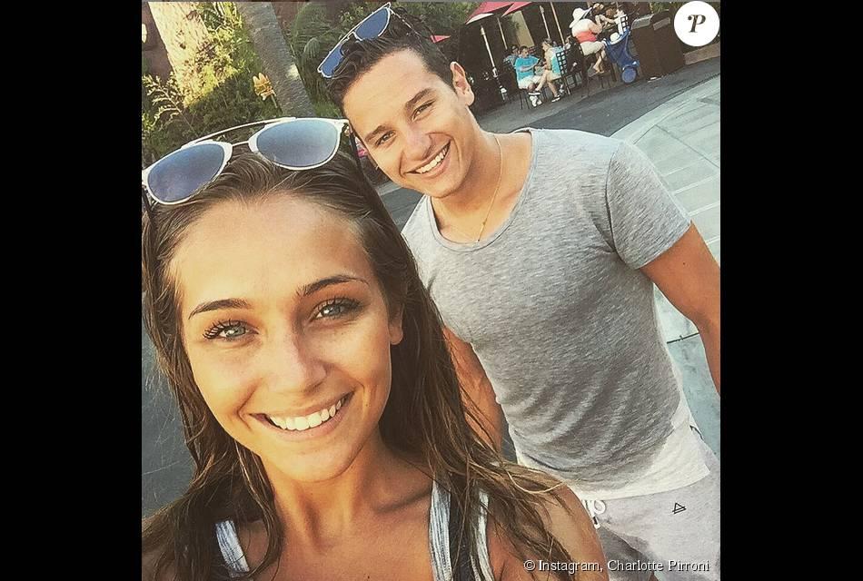 L'ex Miss Côte d'Azur Charlotte Pirroni et Florian Thauvin attendent un heureux événement