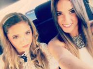Capucine Anav : Selfie craquant avec sa petite soeur Lou, à Tel Aviv !