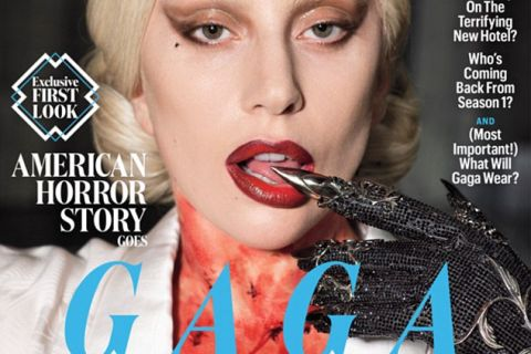 Lady Gaga : Comtesse cruelle et sanguinaire, elle renoue avec sa part d'ombre