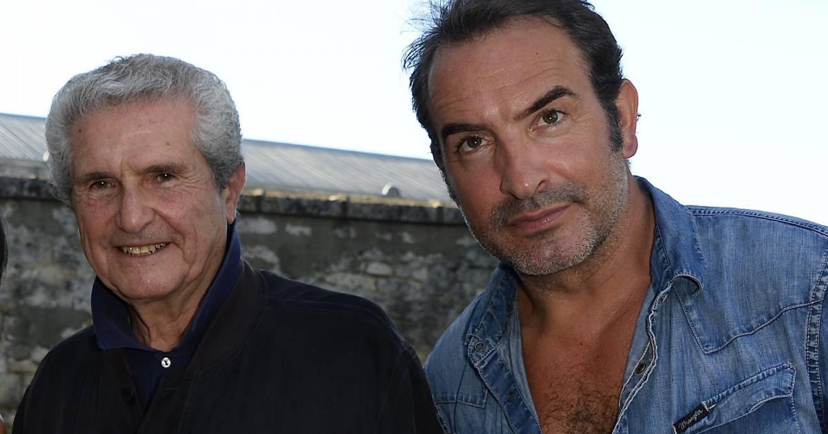Claude lelouch et jean dujardin lors du 8e festival du for Dujardin xavier