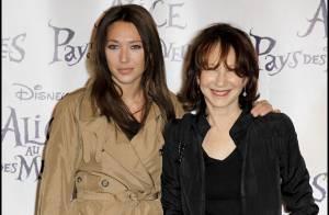 Nathalie Baye, sa relation avec sa fille Laura :