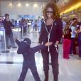 Kelis a ajouté une photo de son fils aîné Knight (fruit de son amour passé avec le rappeur Nas) à son compte Instagram.
