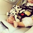 Haylie Duff a posté une photo de fille Ryan sur les réseaux sociaux / photo postée sur le compte Instagram de la chanteuse américaine.