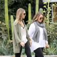 Haylie Duff enceinte dans les rues West Hollywood, Los Angeles, le 1er décembre 2014