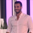 Loïc, dans  Secret Story 9  l'hebdo, le vendredi 4 septembre 2015 sur TF1.
