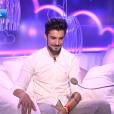 Ali, dans  Secret Story 9  l'hebdo, le vendredi 4 septembre 2015 sur TF1.