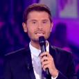Christophe Beaugrand, dans  Secret Story 9  l'hebdo, le vendredi 4 septembre 2015 sur TF1.