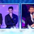 Tony et Rémi dans le sas, dans  Secret Story 9  l'hebdo, le vendredi 4 septembre 2015 sur TF1.