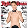 Neil Patrick Harris en couverture du magazine Rolling Stone Mai 2014
