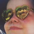 Harper la fille de Neil Patrick Harris / photo postée sur Instagram.