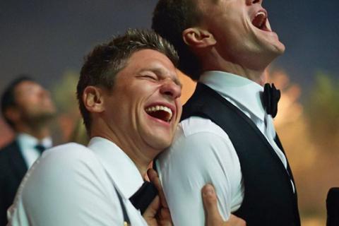 Neil Patrick Harris, David Burtka : Un an de mariage fêté par une photo souvenir