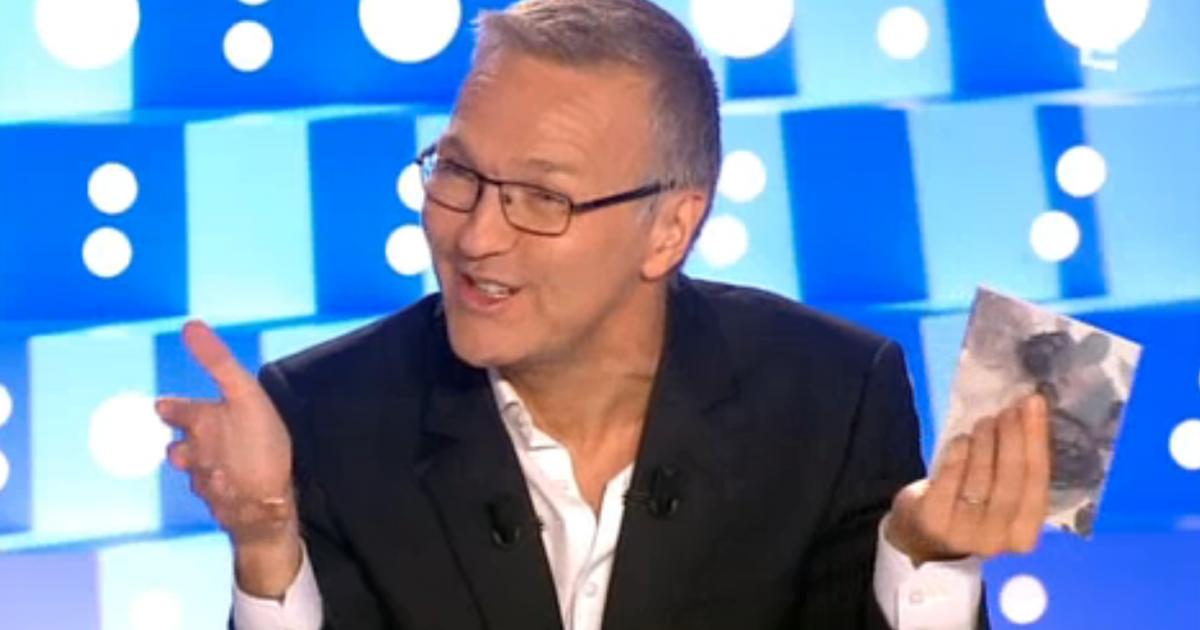 Laurent ruquier dans on n 39 est pas couch sur france 2 le samedi 5 septembre 2015 purepeople - Ruquier on n est pas couche ...