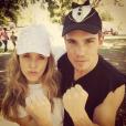 Kayla Ewell et Tanner, en 2015.