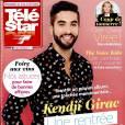Magazine  Télé Star  en kiosques le 14 septembre 2015.