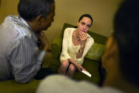 """Angelina Jolie émouvante : """"Le temps est venu pour notre famille de comprendre"""""""