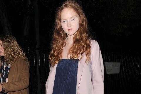Lily Cole, maman : Première sortie depuis bébé dans une robe très risquée