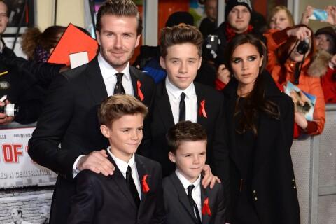 """David Beckham, le """"coeur brisé"""" : Un de ses fils subit trop de pression..."""