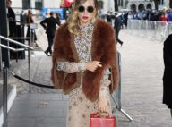 Fashion Week : Suki Waterhouse, Irina Shayk et Salma Hayek sortent le grand jeu