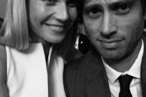 Gwyneth Paltrow et Brad Falchuk : Le couple officialise