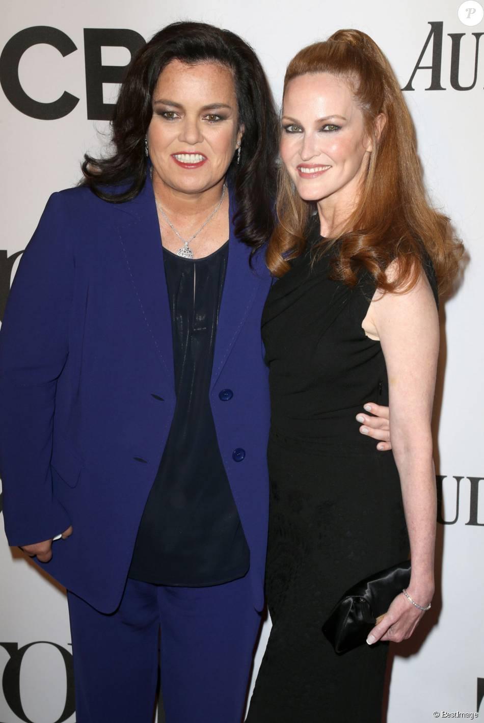 """Rosie O'Donnell, Michelle Rounds - 68e cérémonie des """"Tony Awards"""" à New York, le 8 juin 2014."""