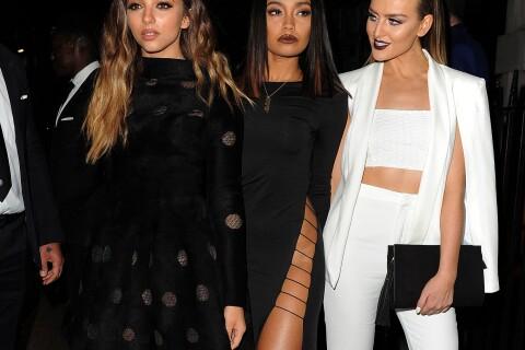 Perrie Edwards : Les Little Mix à la fête avec Selena Gomez et Lindsay Lohan !