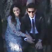Mariage d'Allison Williams : Katy Perry main dans la main avec son ex John Mayer