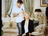 Valérie Trierweiler : Blonde platine et photoshopée, son étonnant nouveau look