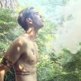 Gabriel-Kane Day-Lewis sur le réseau Instagram. Août 2015.