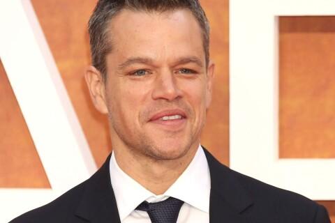 Matt Damon auteur d'un dérapage homophobe ? L'acteur s'explique...