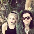 Frances Bean Cobain avec Isaiah Silva