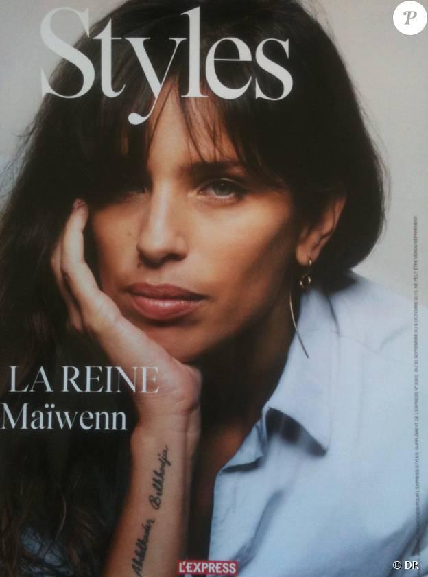 L'Express Styles du 30 septembre 2015