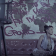 Duane Martin et Nicole Ari Parker dans le rôle des parents de Willow Smith dans le clip de Why Don't You Cry / image extraite de la vidéo postée sur Youtube.