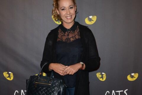 Chimène Badi amincie sur red carpet face à Elisa Tovati et Audrey Lamy à Cats