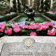 Amélie Neten et son amoureux en vacances à New York. Septembre-octobre2015. Le couple s'est notamment rendu au Rockefeller Center.