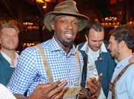 Usain Bolt : Bières et jolies filles, la star du sprint s'éclate à l'Oktoberfest