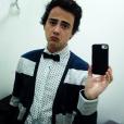 Ryan Malgarini a rajouté une photo de lui avec un noeud papillon sur sa page Instagram