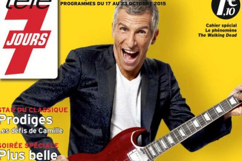 """Nagui, trop sollicité par France 2 : """"Je dois faire très attention à l'overdose"""""""