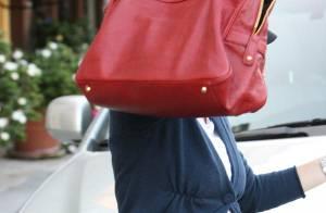 REPORTAGE PHOTOS : Jennifer Garner très enceinte et habillée comme un sac... ne me photographiez pas !
