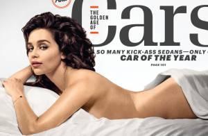 Emilia Clarke, nue : La star de