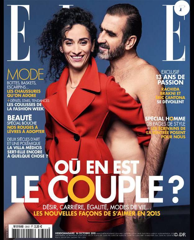 Le magazine Elle du 16 octobtre 2015