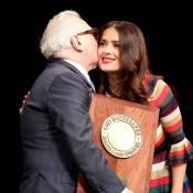Salma Hayek, Jane Birkin et Camélia Jordana... Martin Scorsese gâté à Lyon