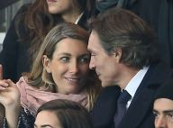 PSG - Real Madrid : Anne-Claire Coudray amoureuse, une foule de people !