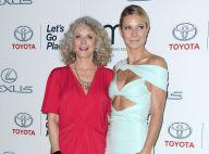 Gwyneth Paltrow fière et sculpturale devant sa mère et Rosie Huntington-Whiteley