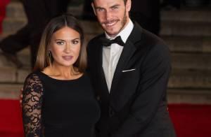 Gareth Bale et sa belle, enceinte : La star du Real sourit malgré le drame